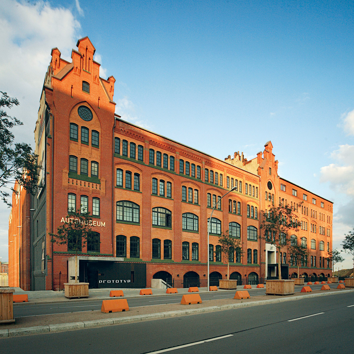 Das Automuseum Prototyp in Hamburg