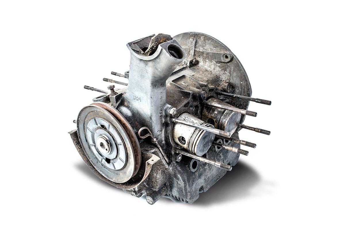 Volkswagen E60 Motor von 1938
