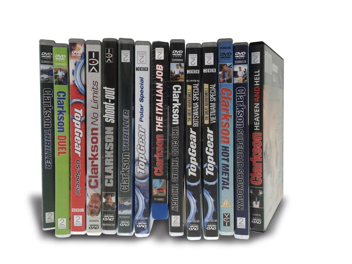 DVDs von Jeremy Clarkson