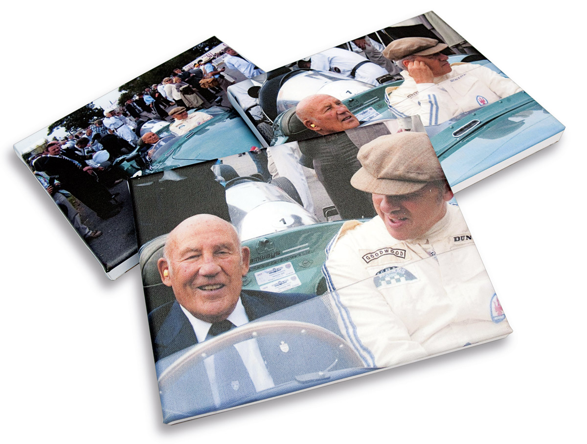 Fotos von Stirling Moss