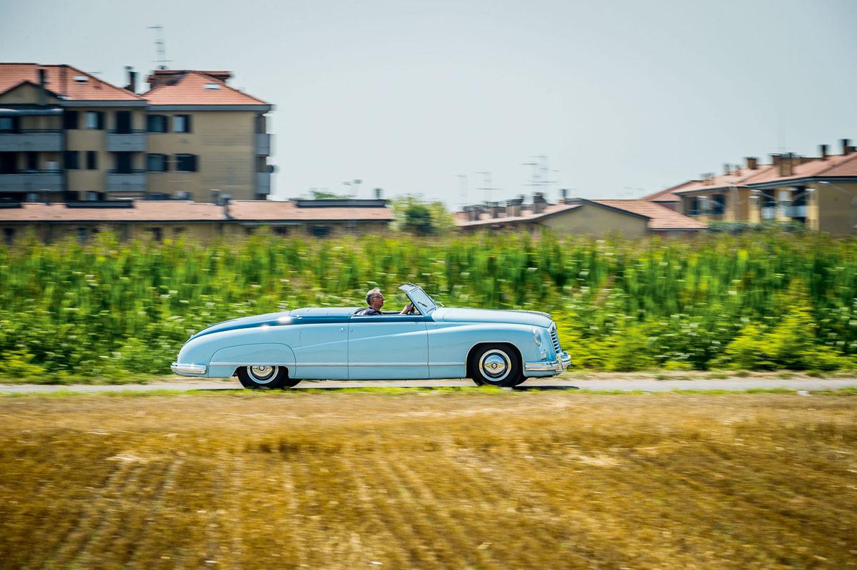 Isotta Fraschini, Heckmotor-V8, Octane, #35, Cabrio