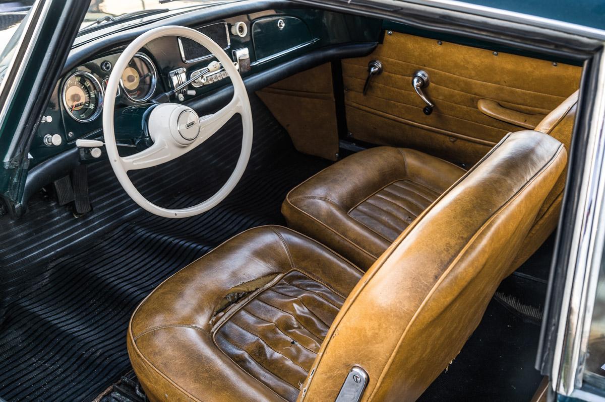 Innenraum des DKW Fissore