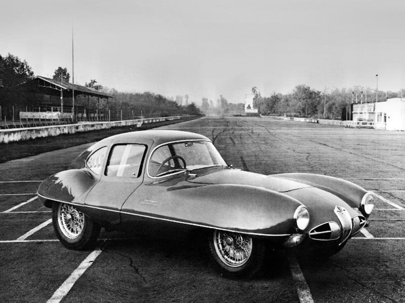 Der erste Alfa Romeo Disco Volante