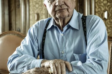 Rennfahrer Hans Herrmann