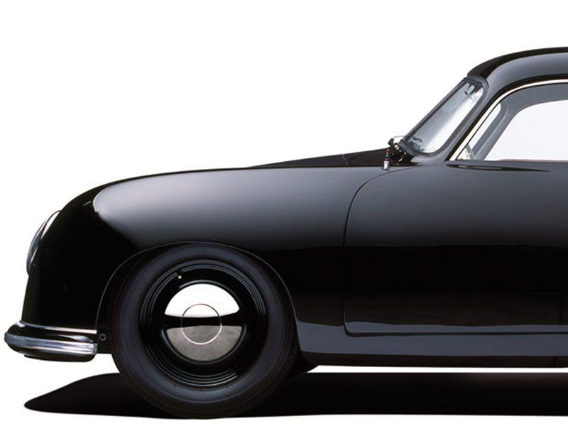 Porsche 356 Coupé von 1950