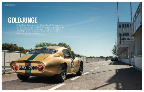 Ausgabe 47 - Porsche 911 oder Jaguar E-Type?