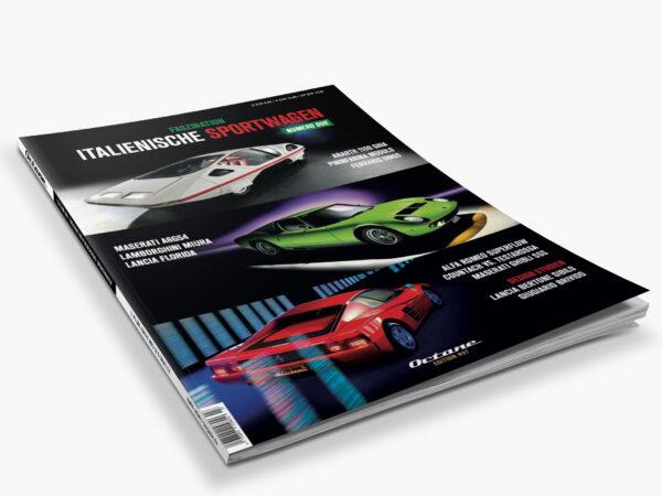 OCTANE Edition #07 Italienische Sportwagen
