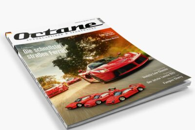 Octane #46 - Die schnellsten Straßen-Ferrari