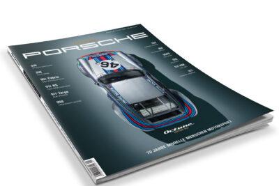 OCTANE EDITION #01 Faszination Porsche