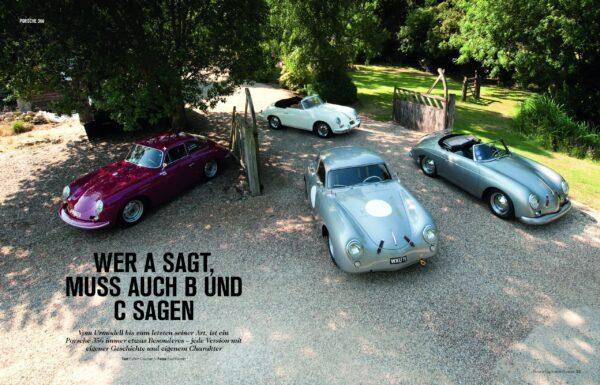 Octane EDITION 01 Porsche