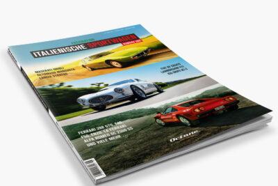 OCTANE Edition 06 Italienische Sportwagen