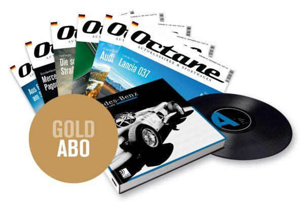 OCTANE Gold Abo