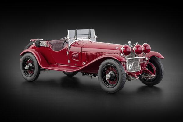 """Alfa-Romeo 6C1750 GS CMC-Modell """"Final Edition"""""""