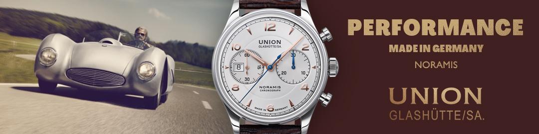 UNION Noramis Chronograph