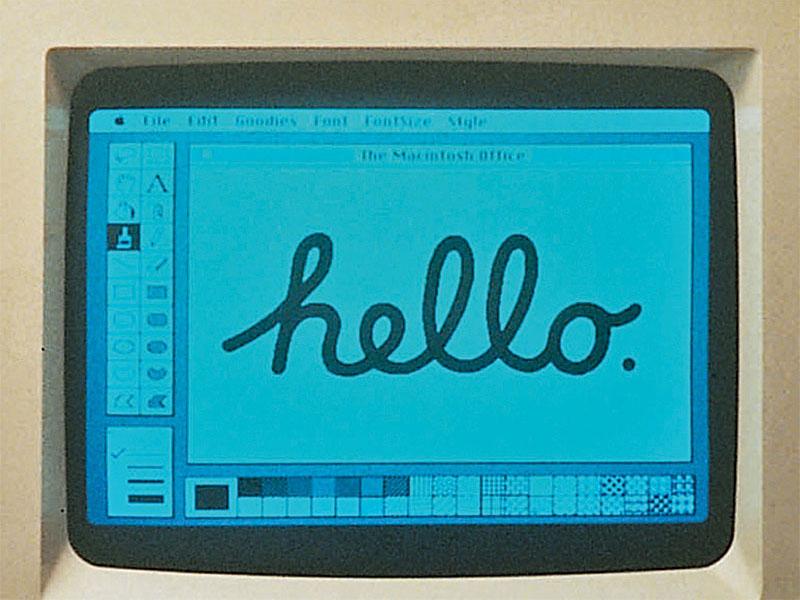 Apple Mac von 1984