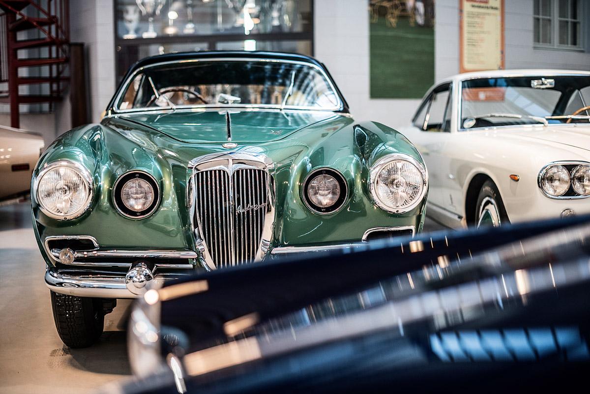 Einblick in das Privatmuseum von Corrado Lopresto