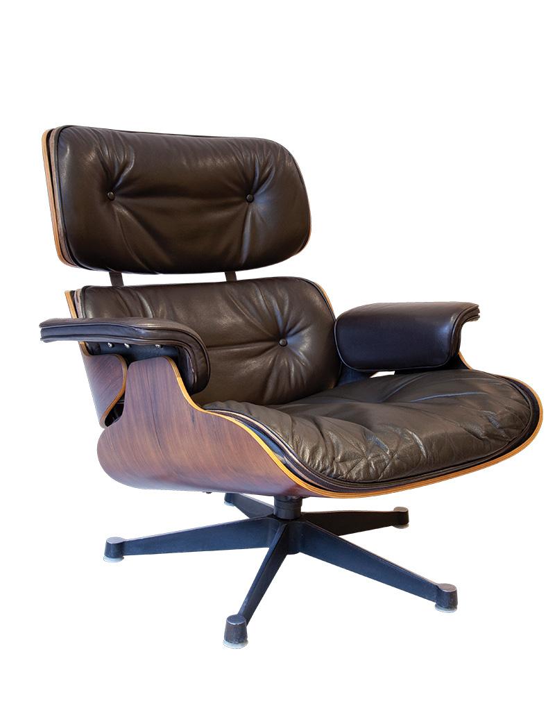 Designer Lounge Chair von Eames