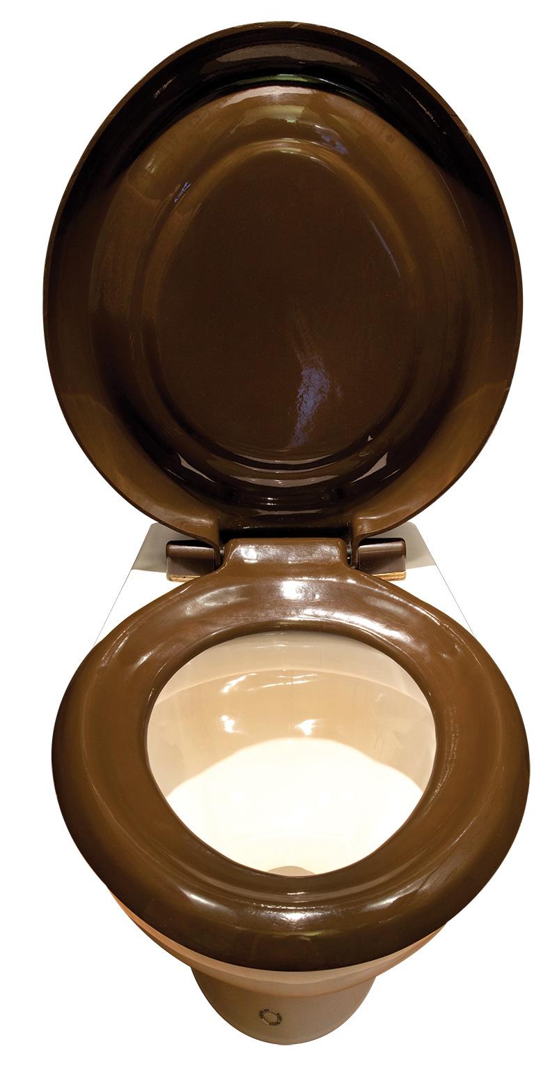 Beheizbare WC-Brille