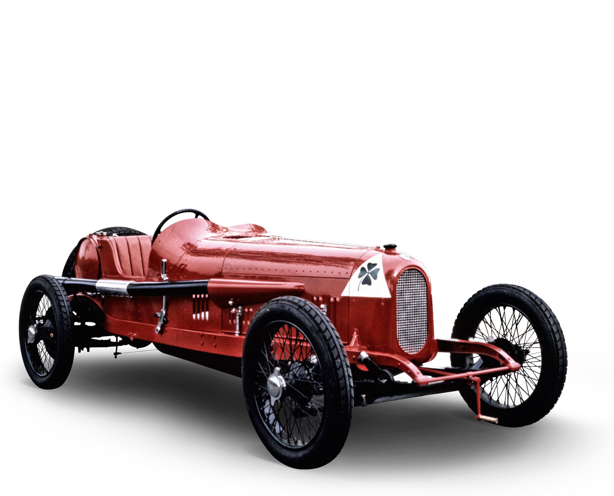 Octane Edition 05 Alfa Romeo Quadrifoglio Verde Targa Florio RL Targa Florio 1923 Filter
