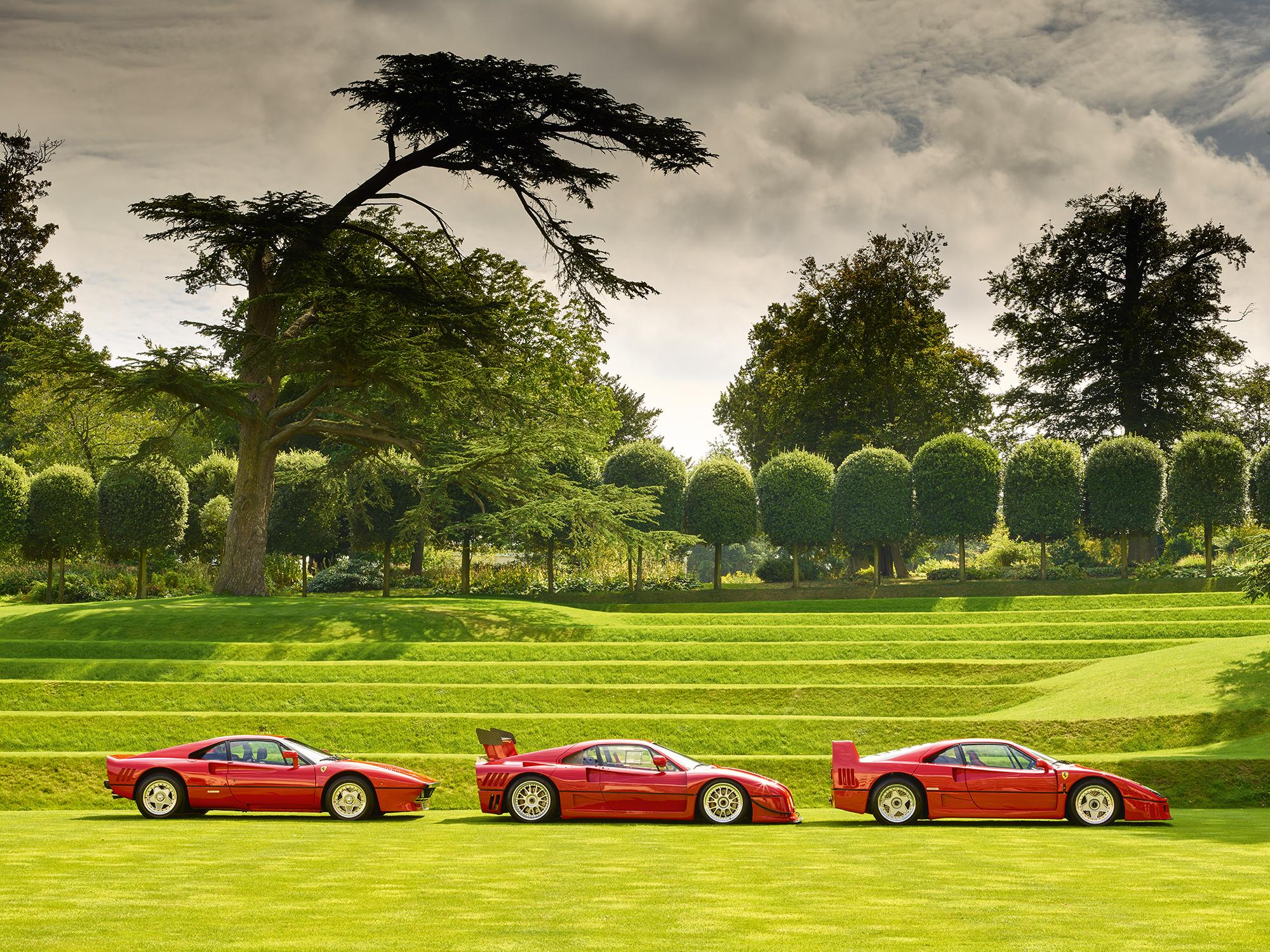 Ferrari, F40, 288 GTO, #46