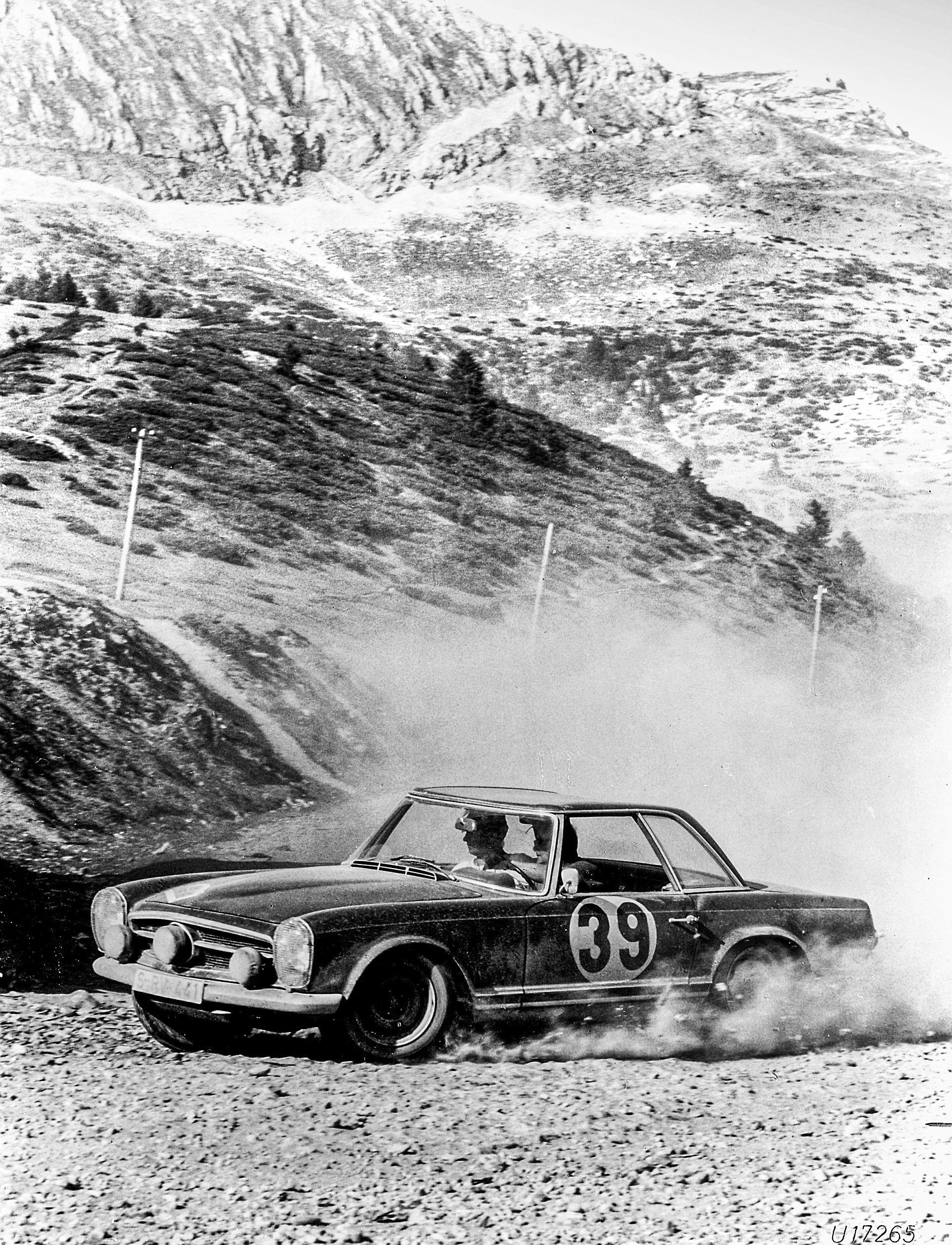 #45, Mercedes-Benz, W113, Pagode, SL