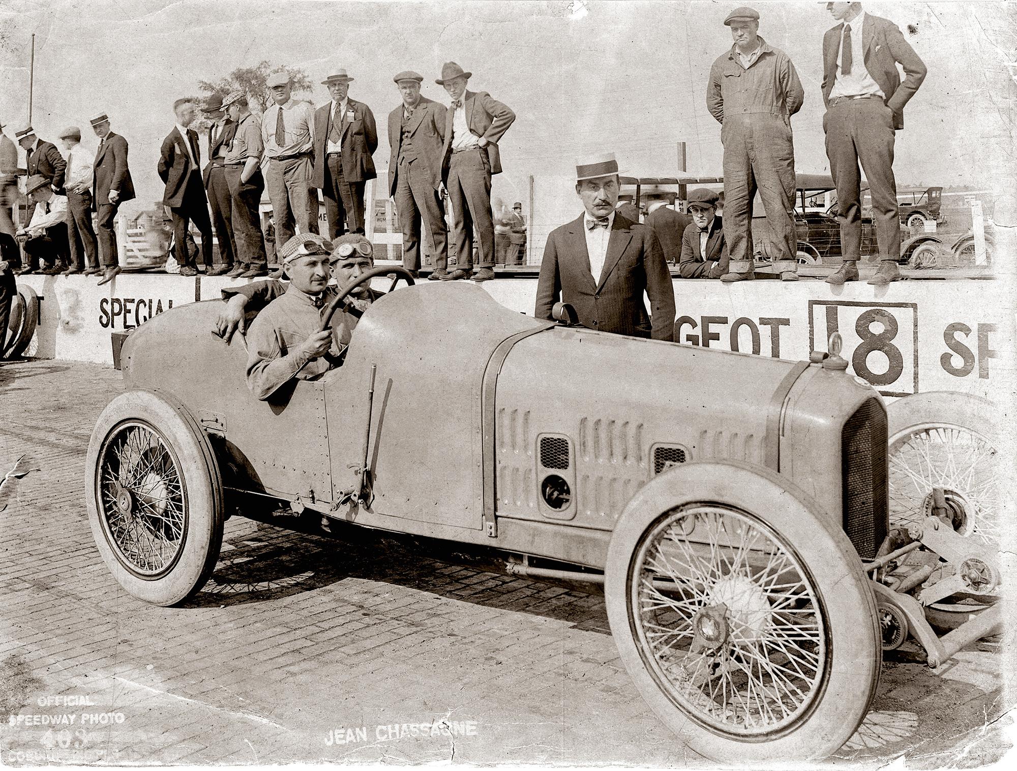 #45, Ballot, 3/8 LC, Indianapolis, Rennwagen