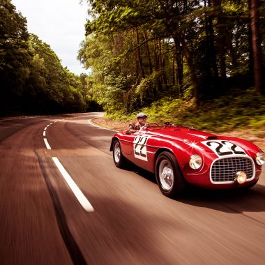 #44, Ferrari, 166 MM, Mille Miglia, 24 Stunden Le Mans