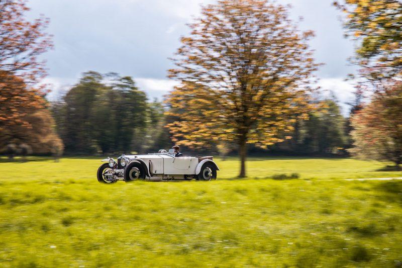 Invicta, #46, Low Chassis, Bentley, Marendaz, Vauxhall, Triumph Dolomite, Noel Macklin,