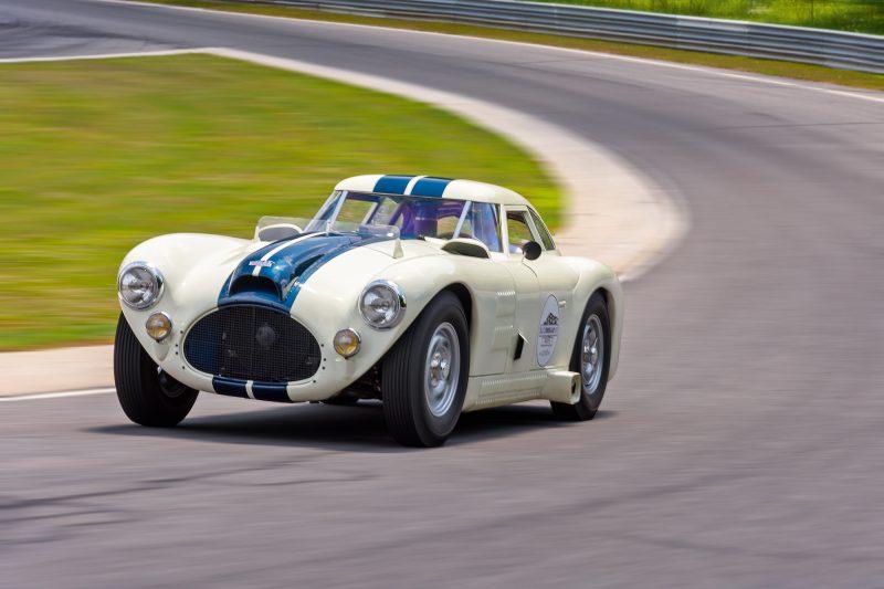 #44, Cunningham, C4-RK, Le Mans, 1952