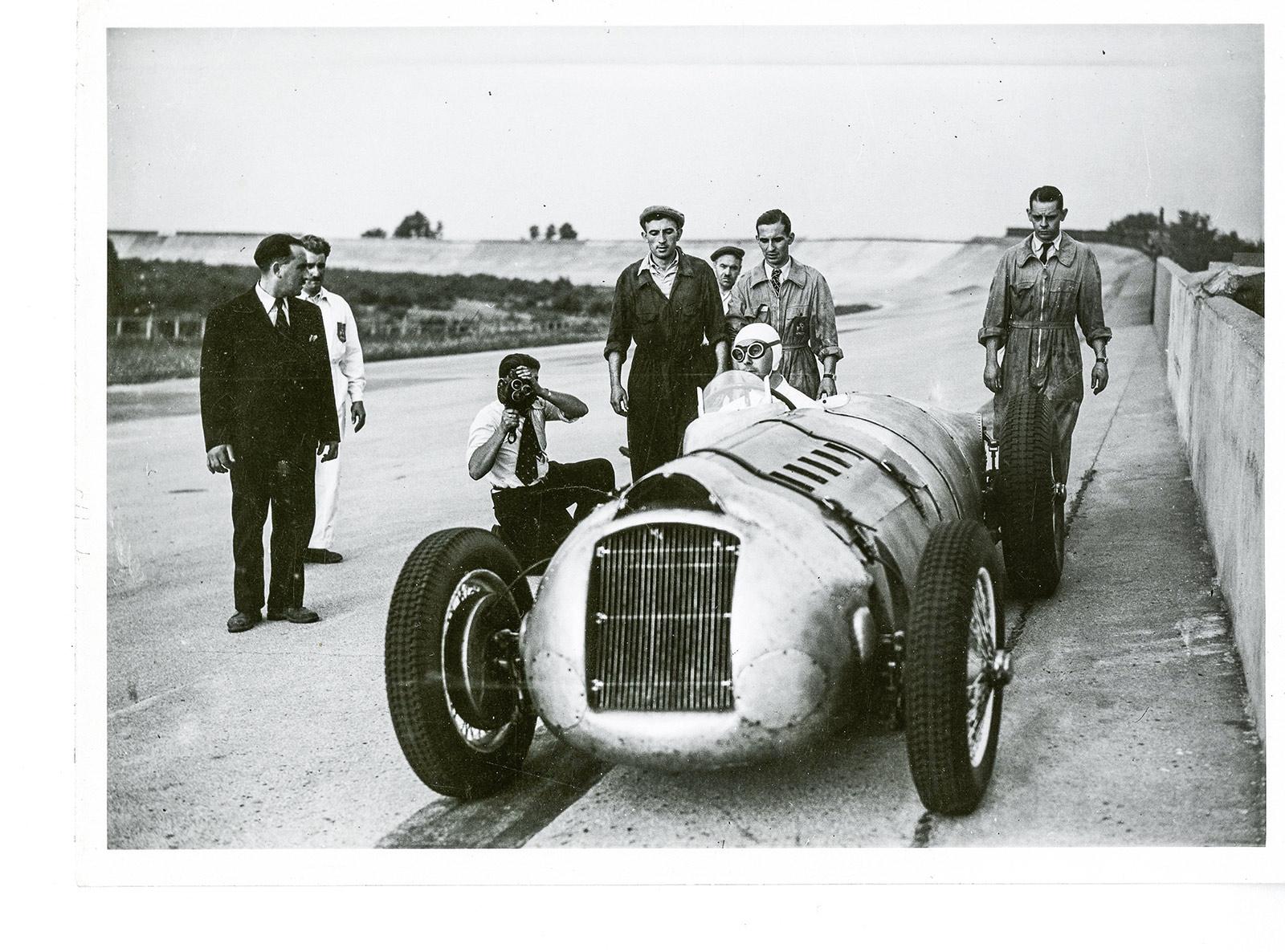 #43, Delahaye, Typ 145 V12, Rennwagen