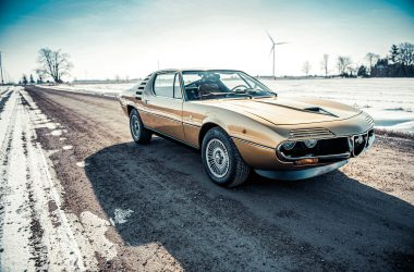#46, Alfa Romeo, Montreal, Marcello Gandini, V8-Motor