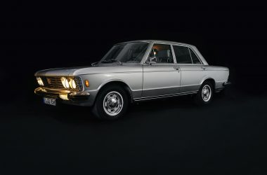 #44, Fiat 130, Luxuslimousine, Dante Giacosa, Aurelio Lampredi, Vernunft,