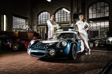 #39, Le Mans Classic, Alpine A210, Gabriele Spangenberg