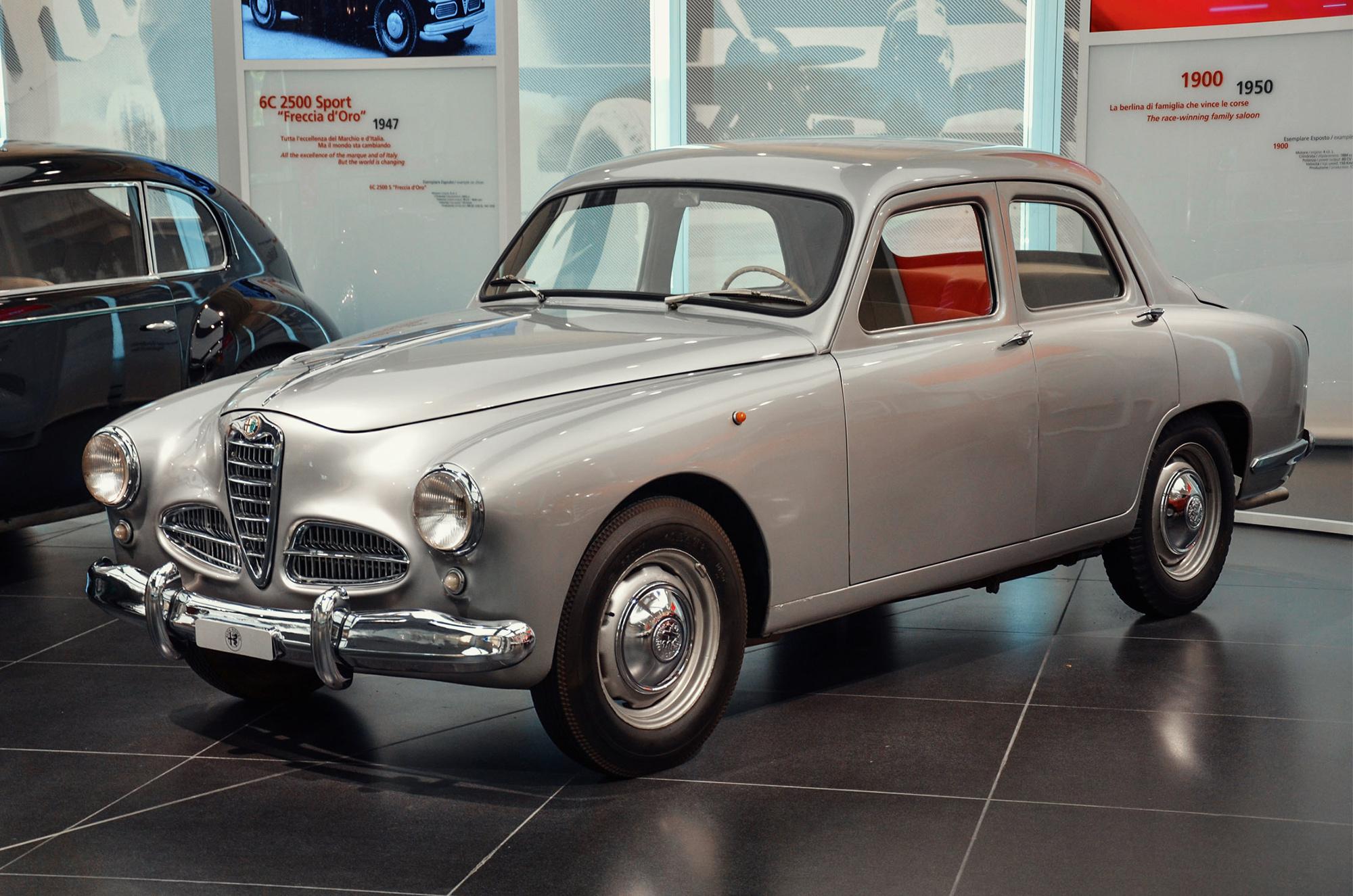 #45, Alfa Romeo, Jubiläum