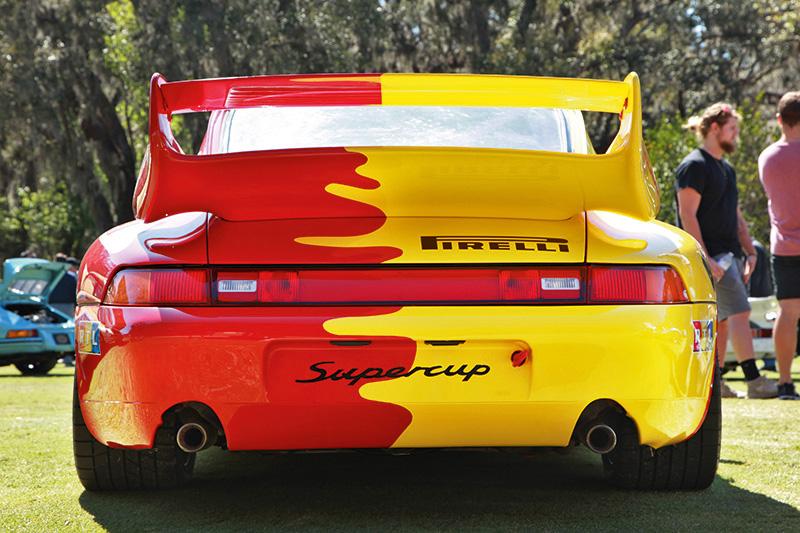 #39, Porsche, Werks Reunion, Porsche Club of America