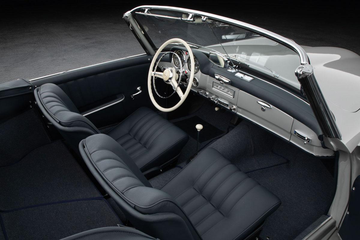 Octane, Edition #02, Mercedes-Benz, 190SL
