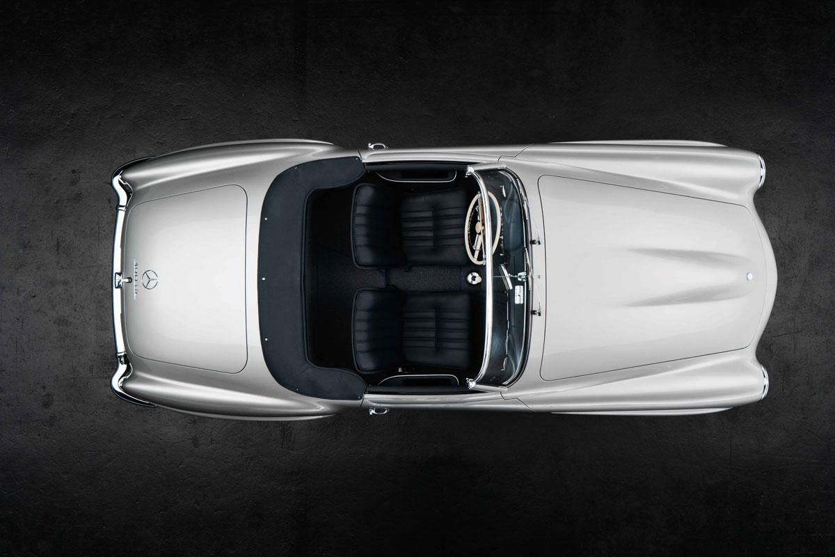 Octane, Edition # 02, Mercedes_Benz, 190SL