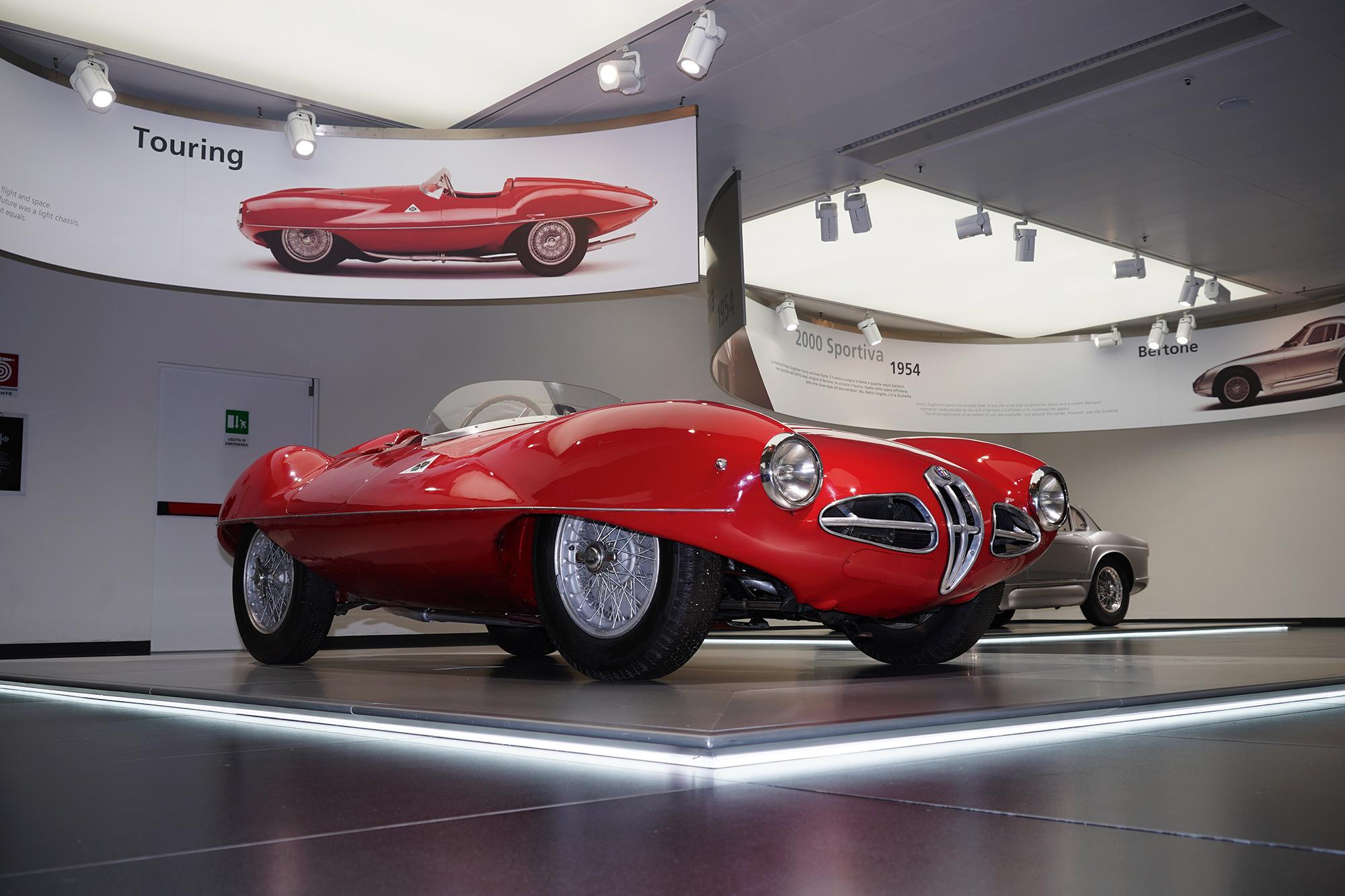 Octane Edition 05 Alfa Romeo - Museo Storico Alfa Romeo in Arese