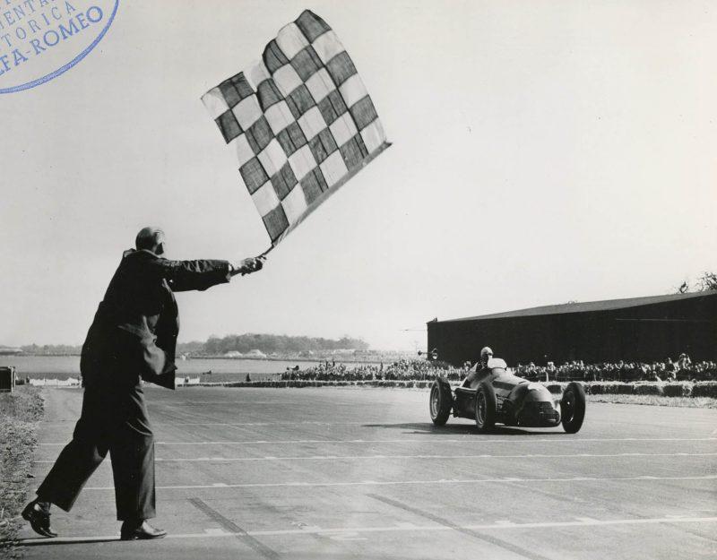 Octane Edition 05 Alfa Romeo Formel 1 Mai 1950 Nino Farina Gewinnt Das Erste Formel 1 Rennen In Silverstone