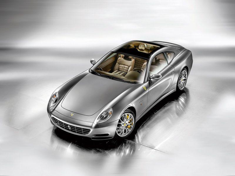 #43, Ferrari, 456 Coupé, 612 Scaglietti, Grand Tourer, Coupé, 12 Zylinder