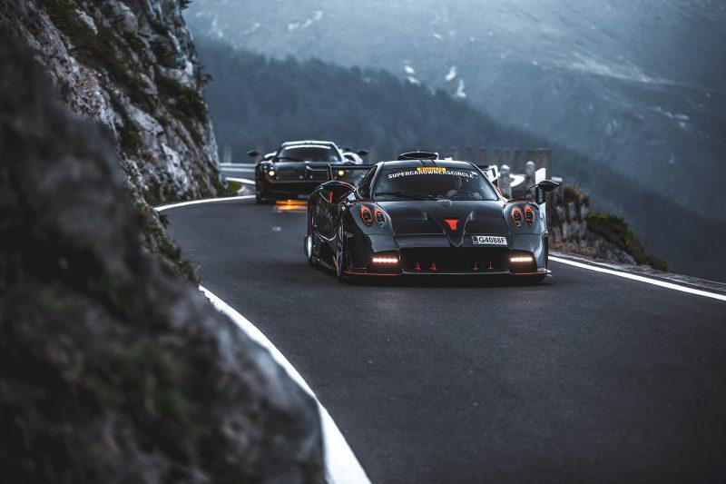 #45, SOC, Super Car Owners Circle, Andermatt, Bugatti, Ferrari, Venom, Rimac