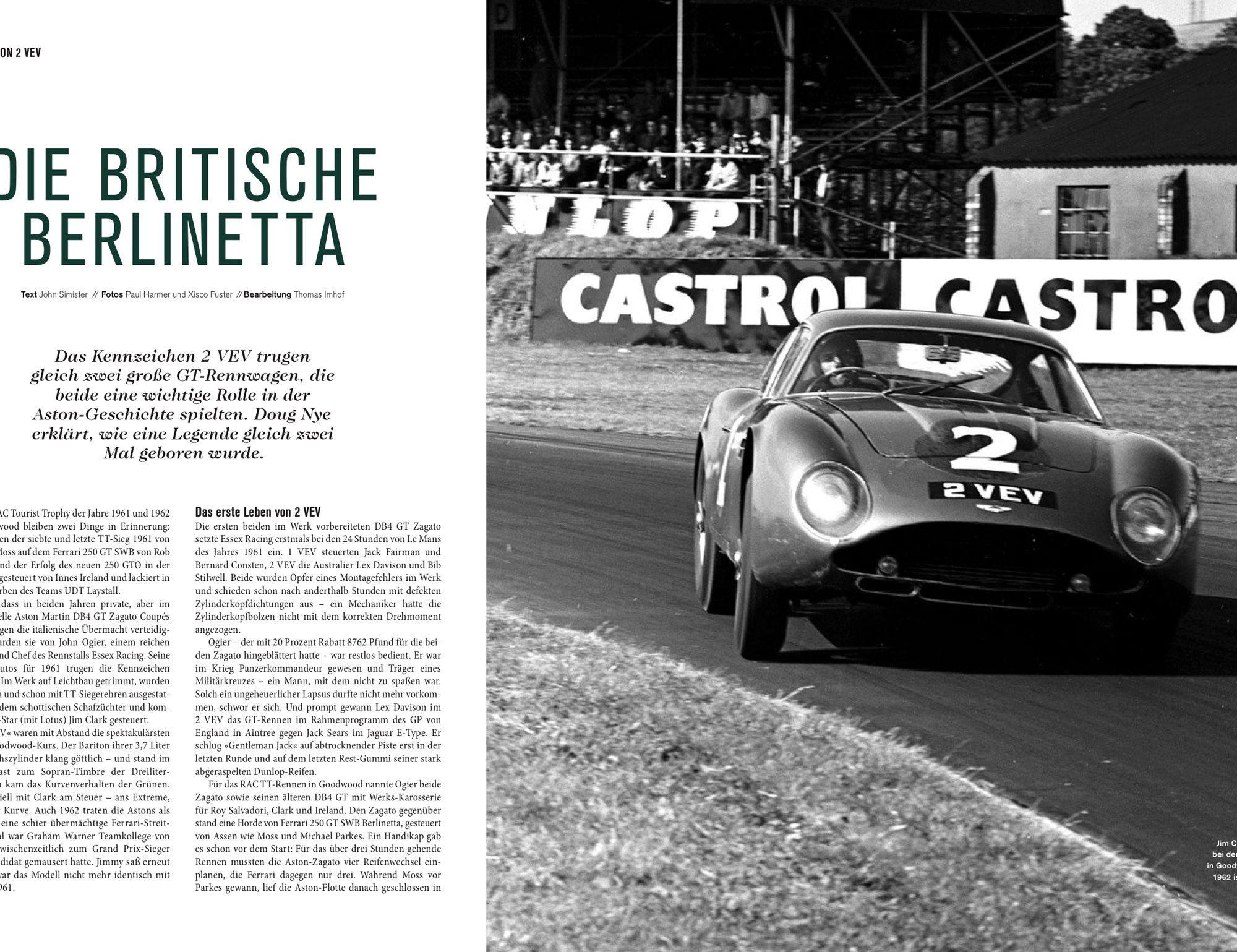Octane, #37, Aston Martin, Lancia Rallyewagen, Bugatti Type 57C, Reifentest, Jochen Mass, Alfa Romeo Giulia Berlina, Derek Bell,