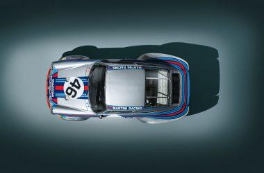 #29, Porsche, 911 Carrera RSR, Gijs van Lennep, Le Mans
