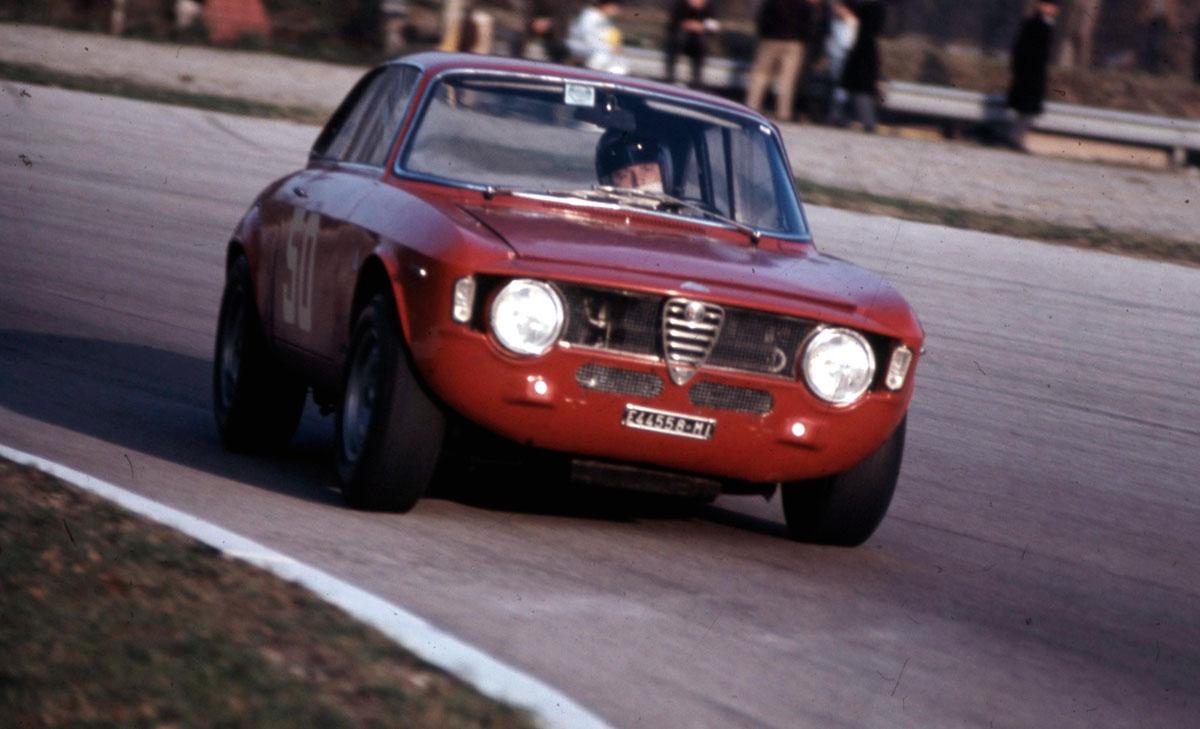 #36, Alfa Romeo, Typ 105, Giulia GT, Bertone