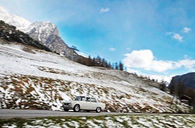 #37, Alfa Romeo Giulia, Berlina, Roadtrip, Italien,Mailand, Restaurierung