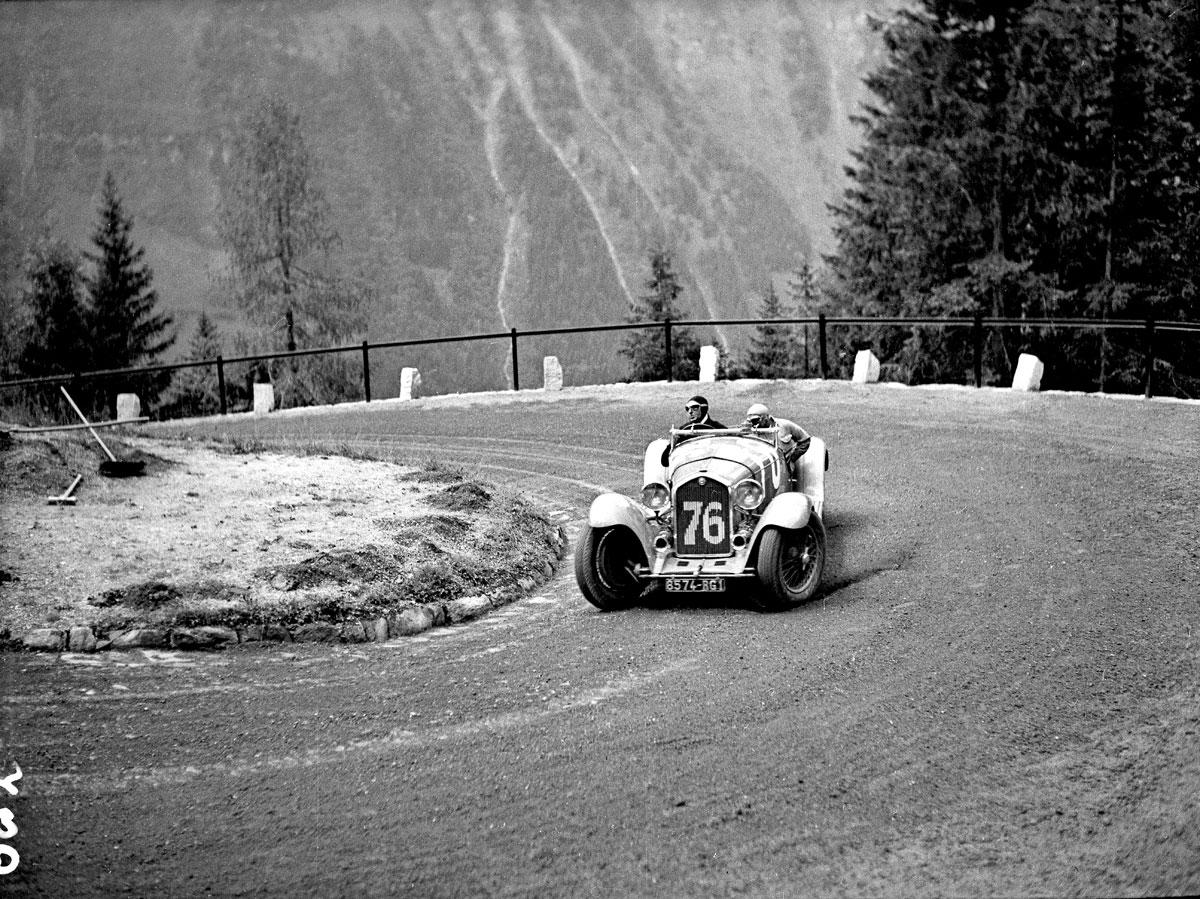 #30, Alfa Romeo, 8C 2300