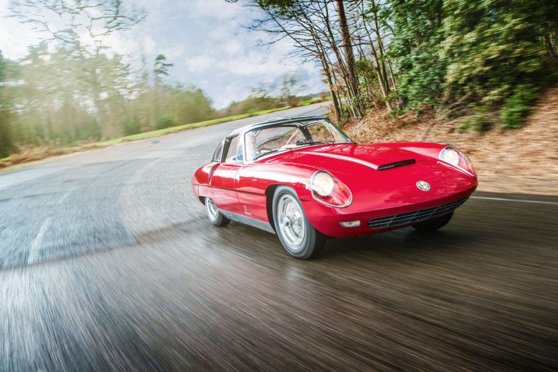 #32, Alfa Romeo, Superflow, Rennwagen, Showcar