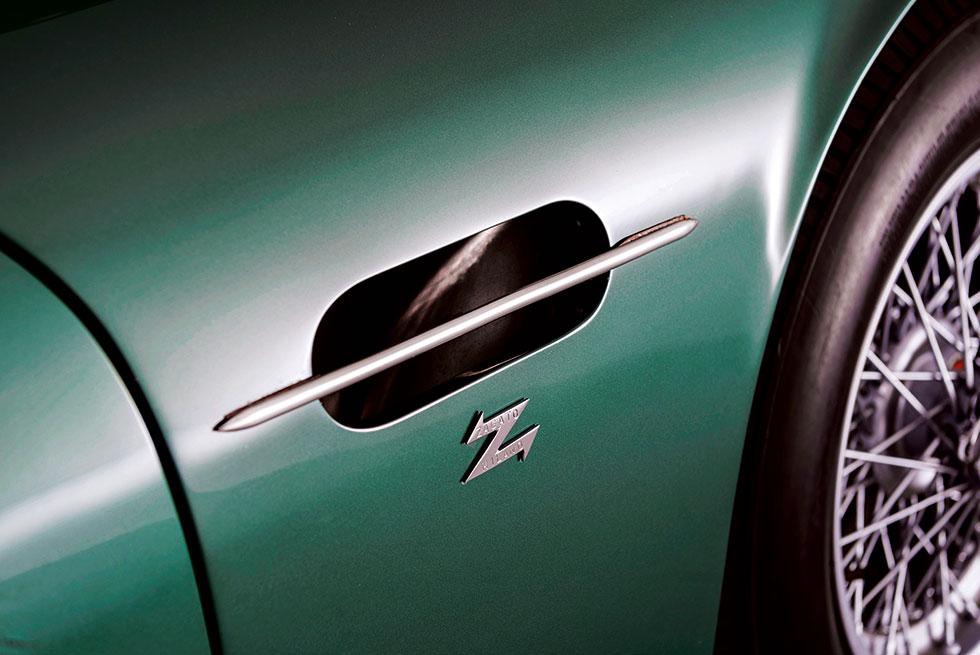 Aston Martin DB4 GT Zagato, Rennsportwagen, Auktionsrekord, #37