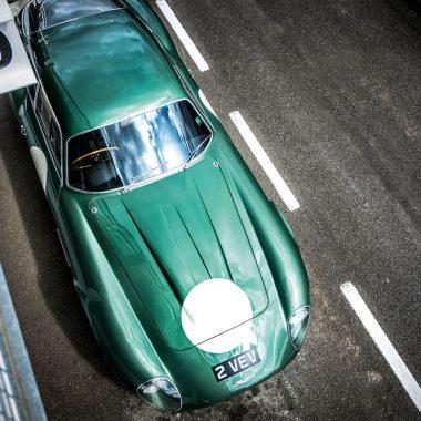 Aston Martin DB4 GT Zagato, #37