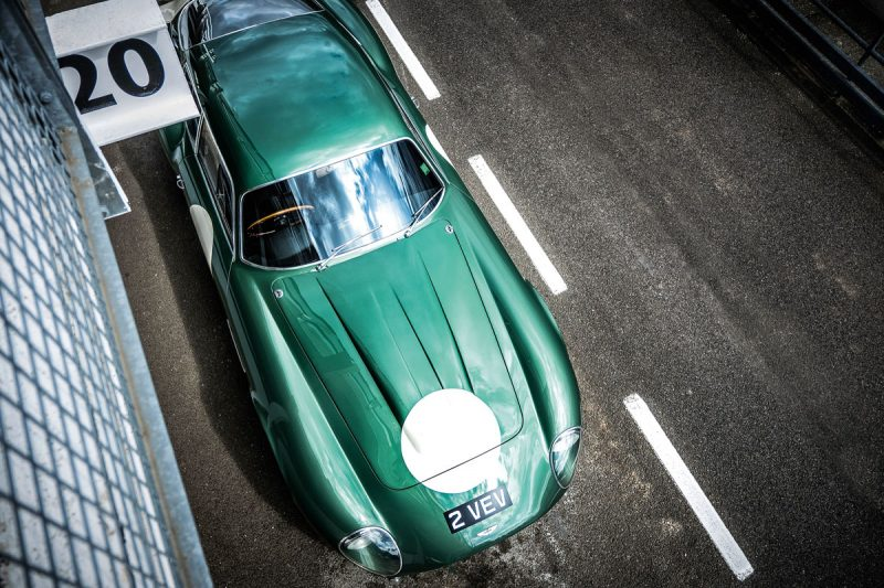 Aston Martin Db4 Gt Zagato Das Wertvollste Britische Automobil Octane Magazin